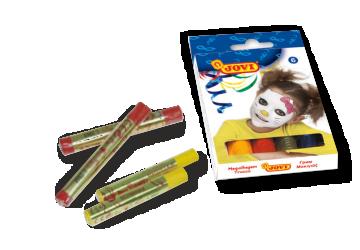 Maquillaje escolar para niños